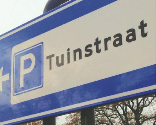 Je bezoekers kunnen gratis parkeren direct bij de locatie.
